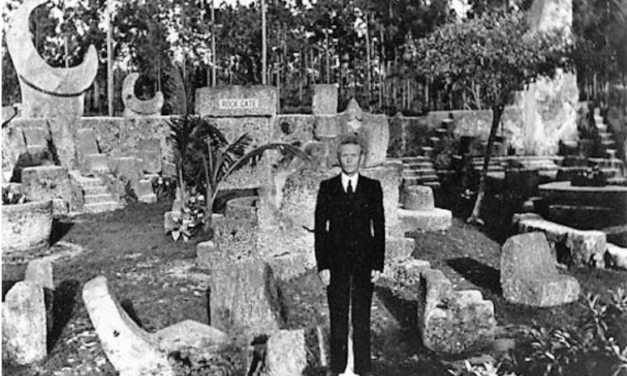 The Odd Case of the Mysterious Coral Castle