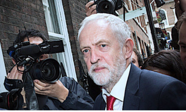 Israel is running a campaign against Jeremy Corbyn