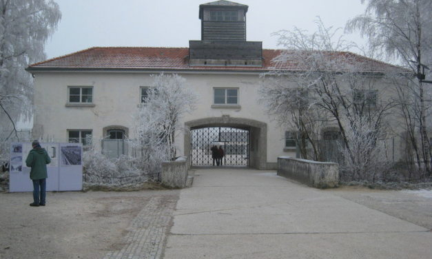 Munich, Dachau Concentration Camp Paranormal Experience