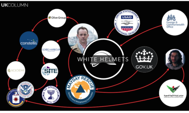 DISTRIBUTE WIDELY: WHITE HELMETS KIDNAPPED 44 CHILDREN FOR FALSE FLAG CHEMICAL ATTACK IN IDLIB
