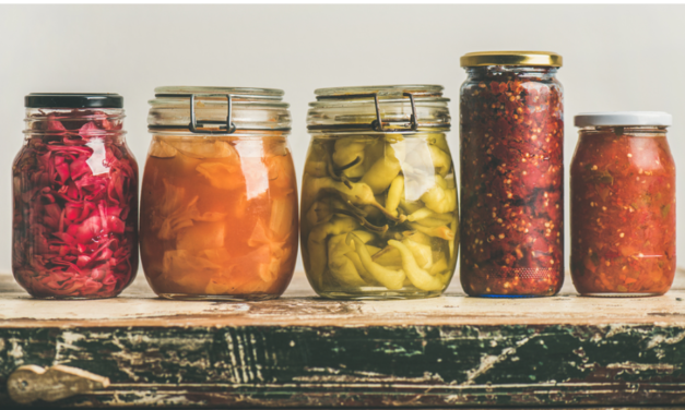 Six reasons to eat more fermented vegetables