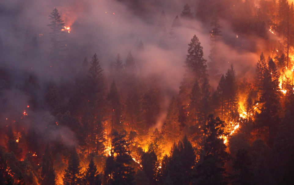CALIFORNIA FIRESTORMS: Who's geoengineering the statewide conflagration and why?