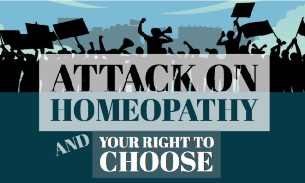 The Attack On Homeopathy And Your Right To Choose