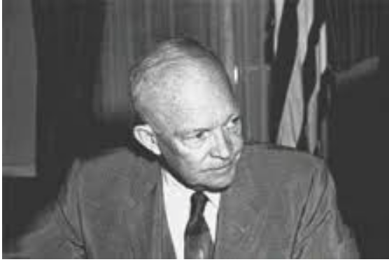 Alien Treaty: Did Former US President Eisenhower Meet With Aliens Three Times?