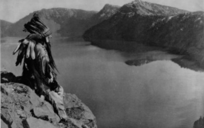 The ancient stories of indigenous people preserve memories of geologic catastrophes over thousands of years