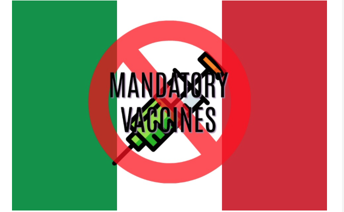 Mandatory Vaccination Stopped For Children In Italy