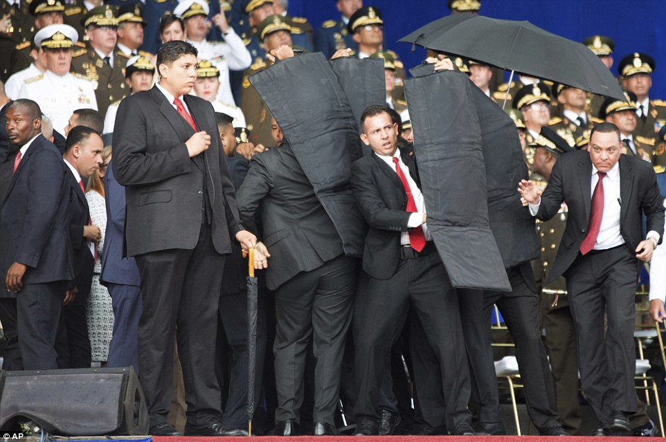 United States Flubs Assassination in Caracas