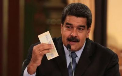 Venezuela In Chaos After Maduro Announces Massive 95% Devaluation, New FX Rate Tied To Cryptocurrency