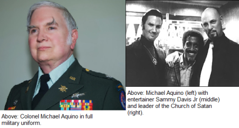 Satanic Cults in Military Part 1 & 2