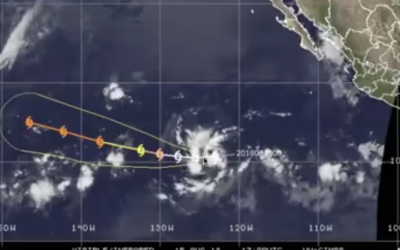 """Hurricane Lane"" forming – Close encounter with Hawaii in coming days [VIDEO]"
