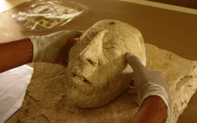 Researchers Unearth 'Ancient Mask' of King Pakal—The So-Called Palenque Astronaut [w/VIDEO]