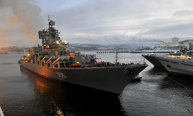 Russia Warns US Against Aggression in Syria – Will Hold Massive Military Drills in Mediterranean