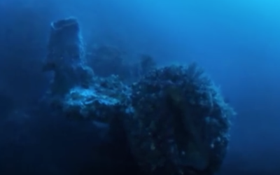 "Diver Claims ""ALIEN SHIP"" Found Under Bermuda Triangle! [VIDEO]"