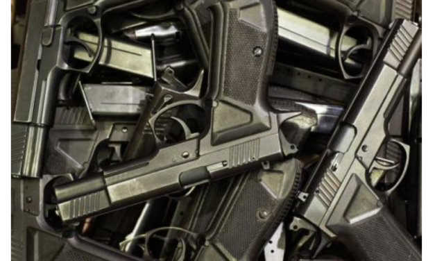 As Land Confiscations Loom, South Africa Rules 300,000 Gun-Owners Turn Over Their Weapons