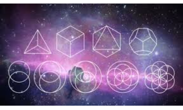 Sacred Geometry – The Only Thing That Is Fixed Throughout The Cosmos