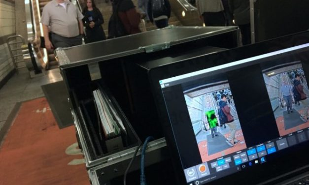 As Public Learns of TSA Surveillance Program Body Scanners Installed in L.A. Subway