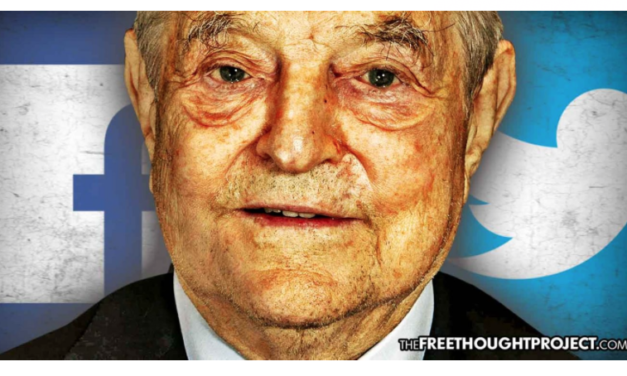 After Calling Social Media 'Menace to Society' George Soros Now Buying Up Facebook & Twitter Shares