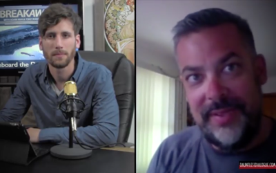 Adam Riva interviews Tony Rodrigues, Dark Fleet Abductee and 20-and-back Slave [2VIDEOs]