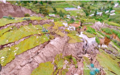 Secure Team: Earth Swallows An Entire Town…More on the EM Energy Flow in the Pyramids [VIDEO]