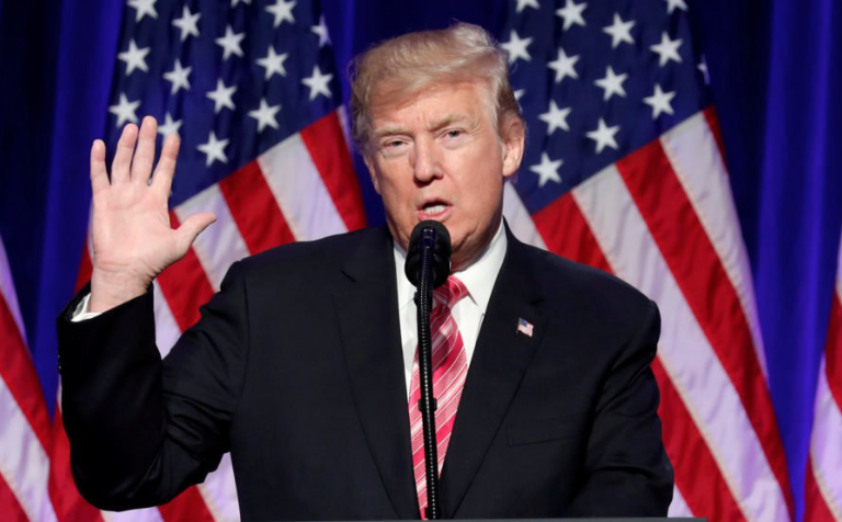 SOUTH AFRICA SHOCKED AFTER TRUMP DINGS COUNTRY FOR SEIZING WHITE FARMERS' LAND