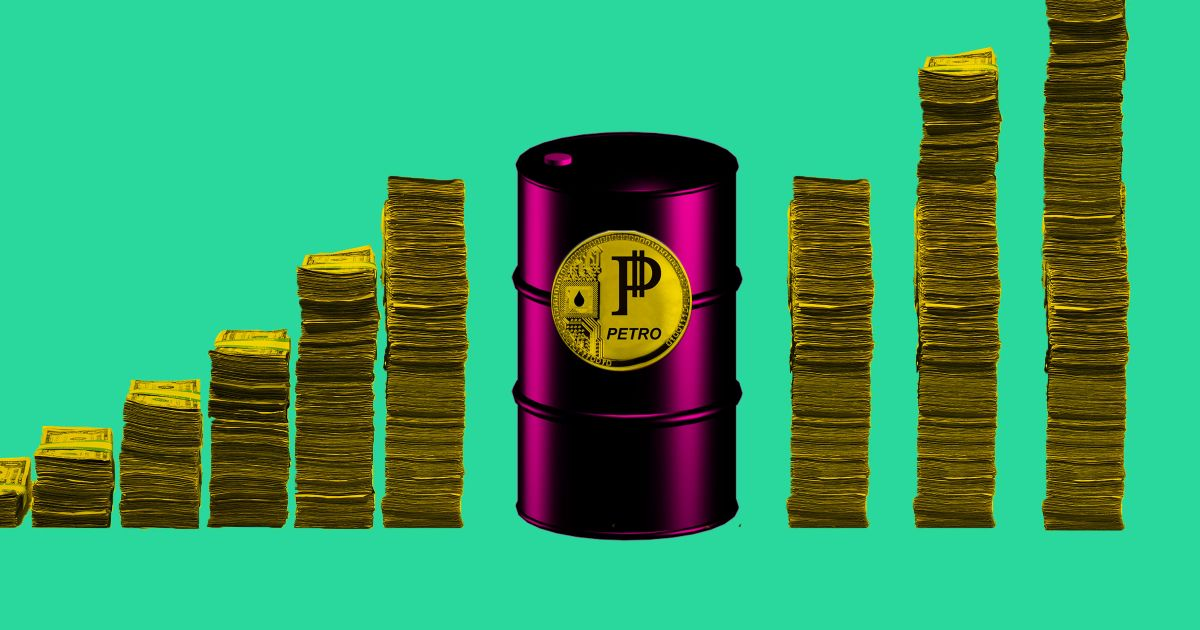 Venezuela's Oil-Backed Cryptocurrency Is Giving Blockchain A Bad Name
