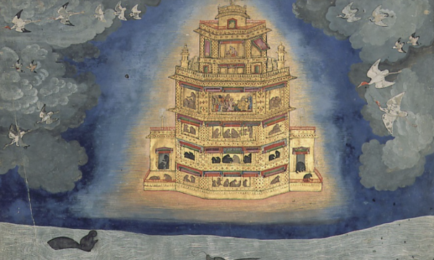 The Vimana Pushpaka—An Ancient Flying Vehicle That is Described Traveling to Space