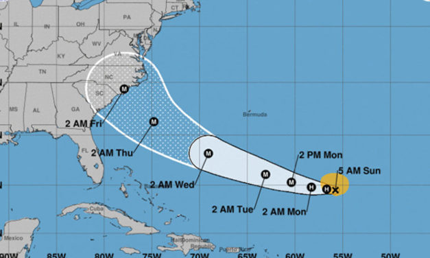 State of Emergency Declared in Washington Ahead of Hurricane Florence