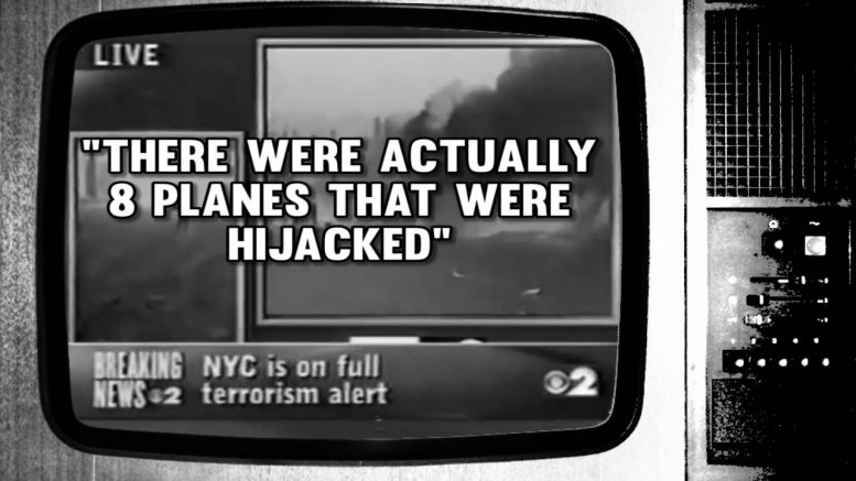 9/11 Revisited: Live Mainstream Media Coverage Conflicts with Official Story