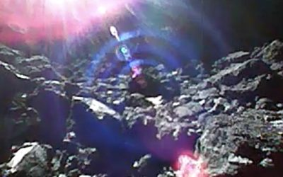 We Just Received More Mind-Melting Photos And a Video From The Surface of an Asteroid