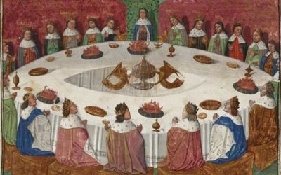 Court of King Arthur's Round Table Discovered, Claims BBC Presenter