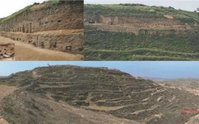 'Pyramid of eyes' discovered at heart of 4300-year-old city in northern China