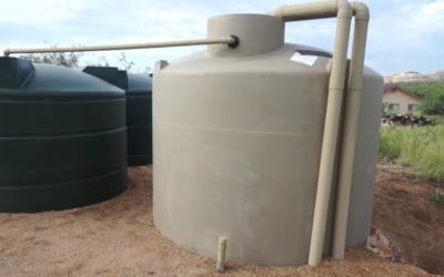 Rainwater Harvesting QA – Cost, is it Illegal, how I treat, etc,. [VIDEO]