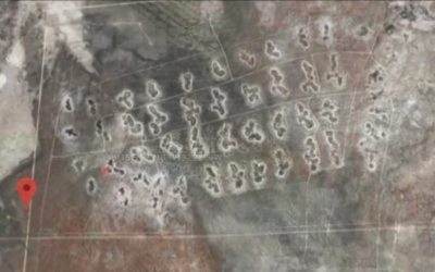 Unexplained Google Earth discovery in Utah [VIDEO]