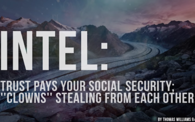 "Trust pays your social security; ""Clowns"" stealing from each other [VIDEO]"
