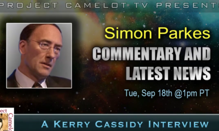 SIMON PARKES: LATEST NEWS AND COMMENTARY – Sept. 18th [VIDEO]
