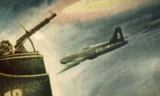 When Dozens of Korean War GIs Claimed a UFO Made Them Sick
