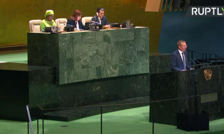 The 73rd United Nations General Assembly (Day 5) [VIDEO]