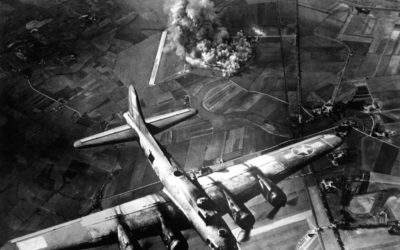 WWII Bombs Had Rippling Effect on the Edge of Space