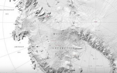 Scientists Release Most Accurate, High-Res Map of Antarctica Revealing Never-Before-Seen Features [w/VIDEO]