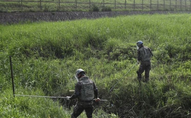 Landmines in the Demilitarized Zone to be Cleared From the Two Koreas on Monday