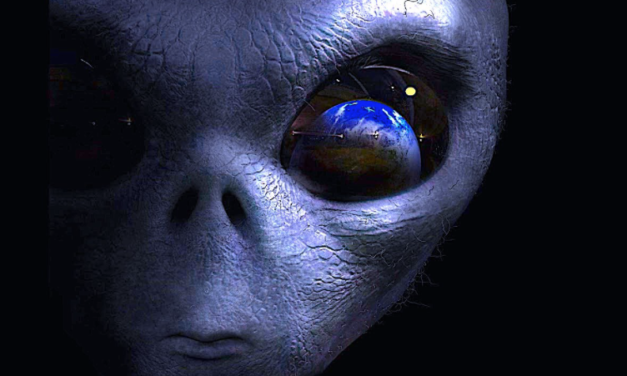 Aerospace Insider on Aliens: 'We Don't Have To Go Anywhere To Find Them, They're Already Here'