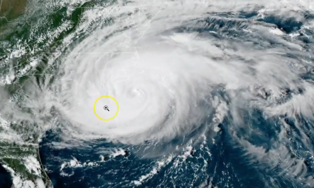 BP Earthwatch Updates on Hurricane Florence [4 VIDEOs]