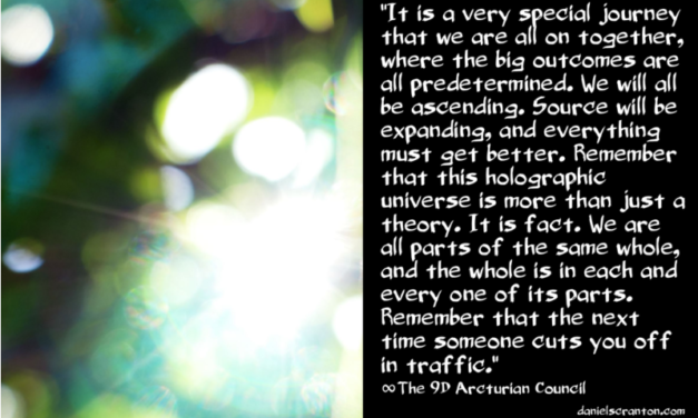 Our Consciousness Hologram ∞The 9th Dimensional Arcturian Council