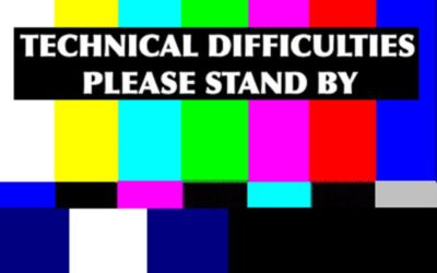Technical Problems with Our Newsletter Service