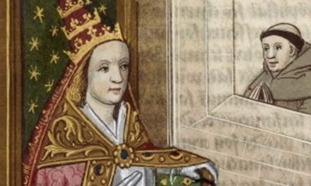 Researchers Find Physical Evidence for the Existence of a Female Pope