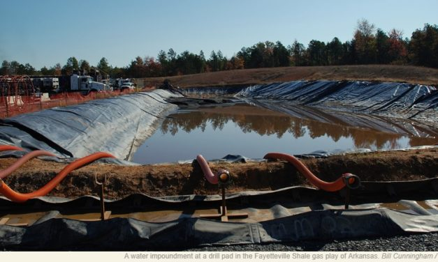 Injecting Wastewater Underground Can Cause Earthquakes Up To 10 Kilometers Away