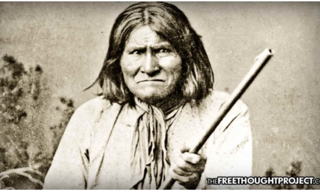 Today is the Anniversary of When the Last Native American Warrior Surrendered