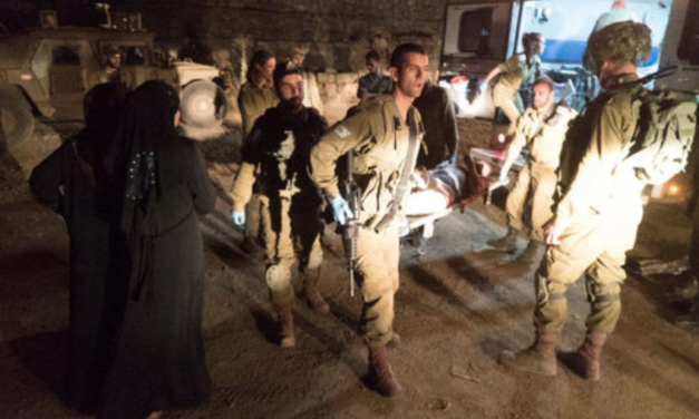 Explosive Jerusalem Post Report Confirming IDF Gave Weapons to Islamists in Syria Vanishes
