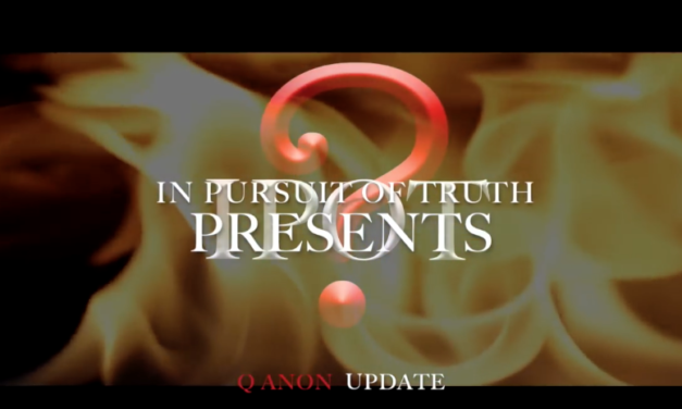 Q Anon – Rats Are Running – In Pursuit of Truth Presents [VIDEO]