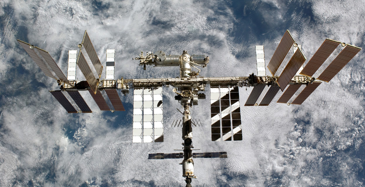 Someone Drilled a Hole in the ISS. Was It A Mistake Or Sabotage?
